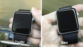 Ép Kính Apple Watch Ở Đâu Tốt? Tại TP Hồ Chí Minh
