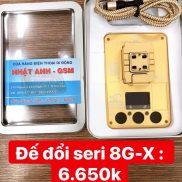 Đổi Serial 8G-x