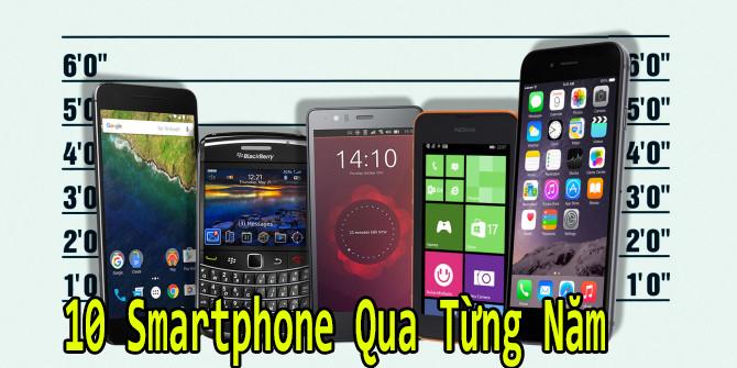 10 smartphone