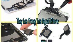 Thay loa trong iPhone 7 giá rẻ uy tín Tại HCM