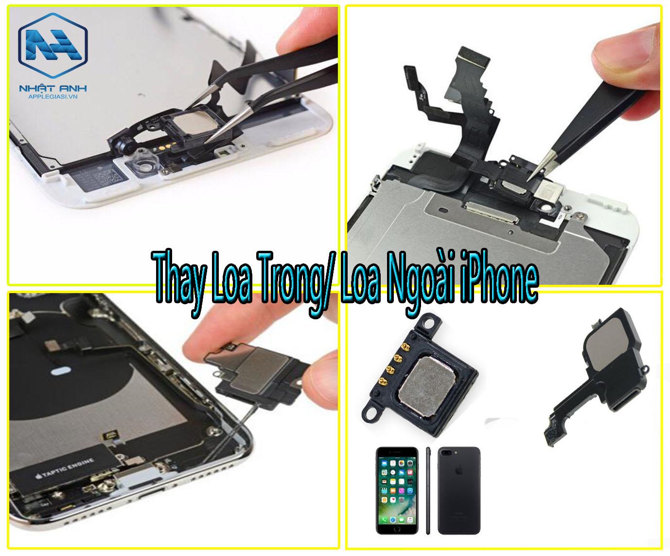 thay loa trong iphone 7