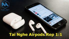 Tai Nghe Bluetooth Airpods Rep 1:1 Giá Rẻ