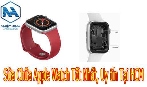 sửa chữa apple watch