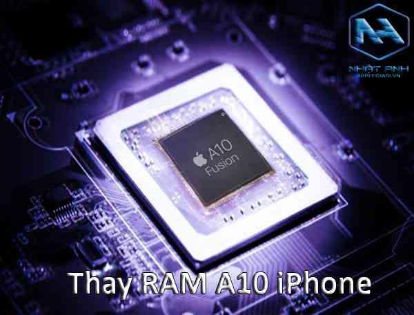 thay Ram iphone