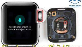 """Công dụng """"ít ai biết"""" của nút vặn Digital Crown Apple Watch"""