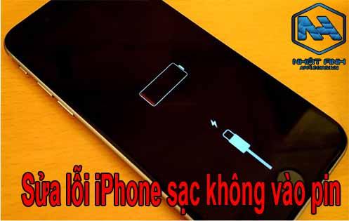 thay ic sạc cho iphone
