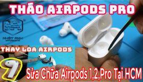 Địa chỉ sửa tai nghe airpods lấy ngay tại HCM