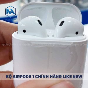 tai nghe bluetooth airpods 1 like new 99 chinh hang apple nhat anh gsm