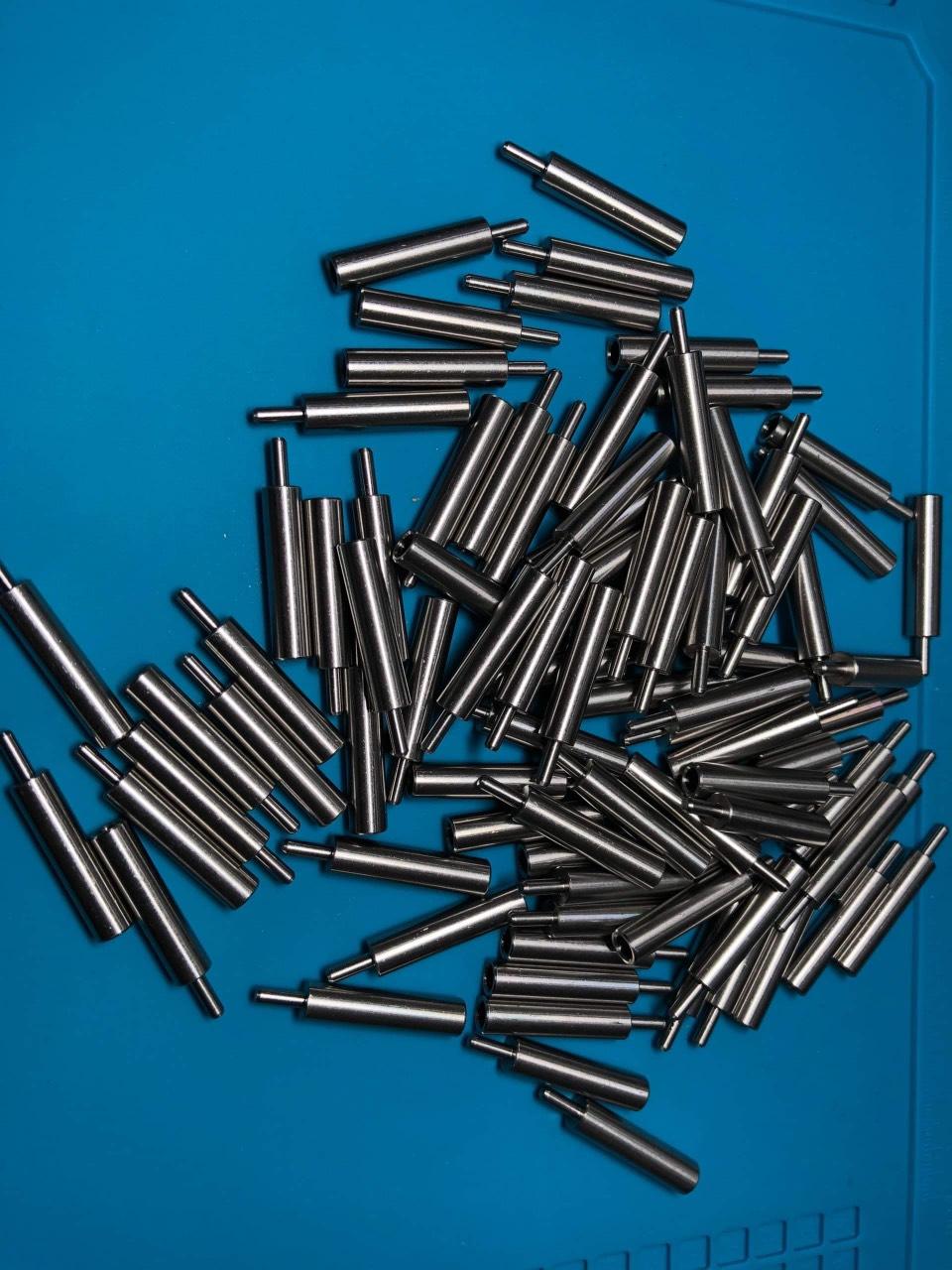 Cổng Adapter bằng inox chuyển đổi mũi hàn thường thành mũi hàn siêu nhon như JBC